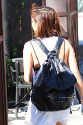 Brenda Song - Out in West Hollywood, August 2015