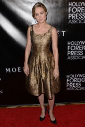 Brie Larson – 2015 HFPA Grants Banquet in Beverly Hills