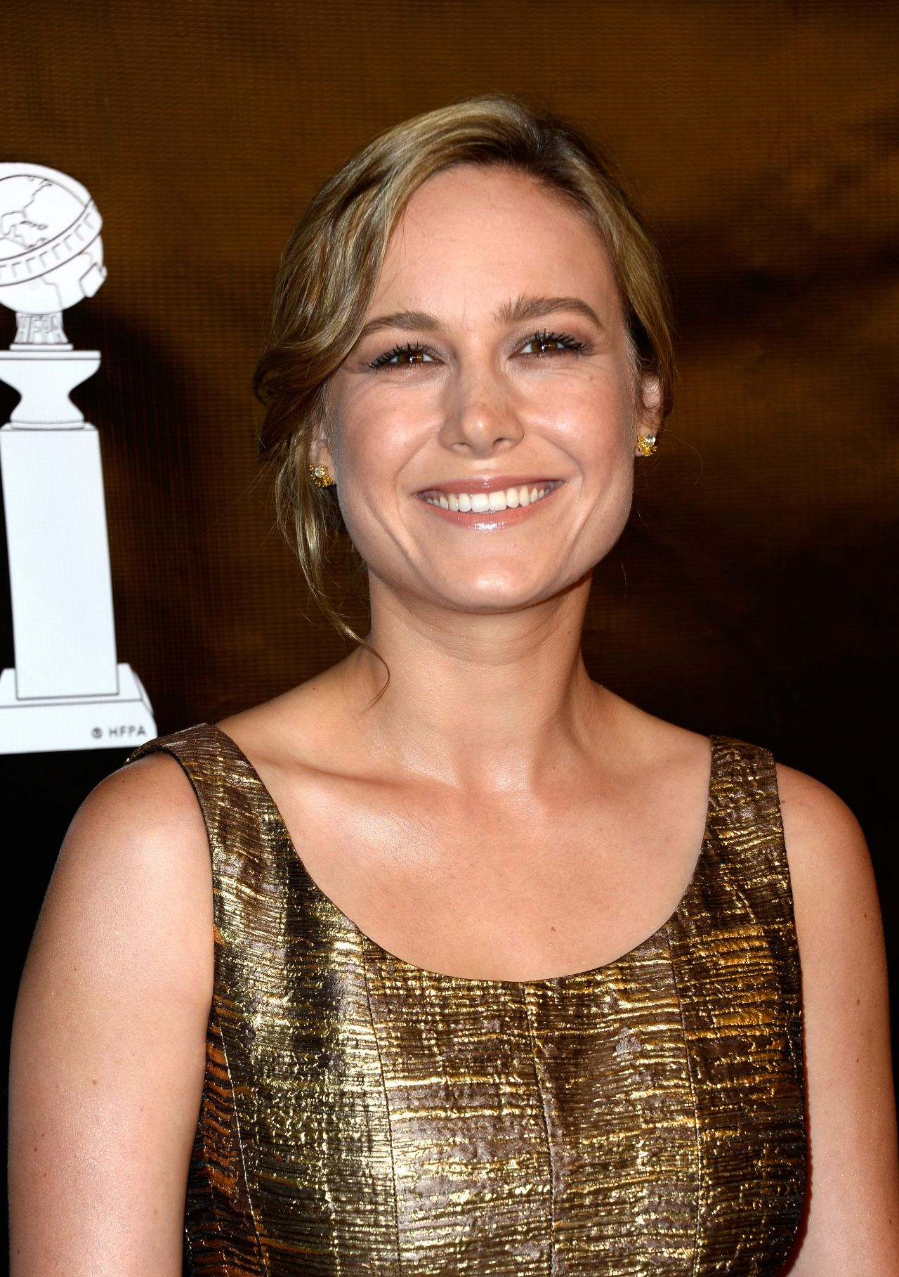 Brie Larson 2015 Hfpa Grants Banquet In Beverly Hills