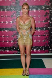 Britney Spears - 2015 MTV Video Music Awards at Microsoft Theater in Los Angeles