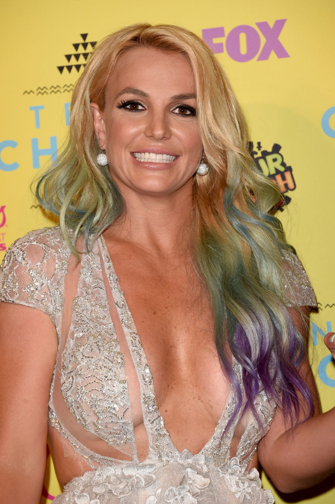 Britney Spears - 2015 Teen Choice Awards in Los Angeles Britney Spears