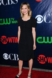 Calista Flockhart - 2015 Showtime, CBS & The CW