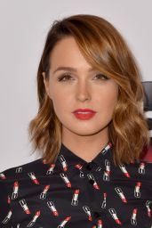 Camilla Luddington – Disney ABC 2015 Summer TCA Press Tour Photo Call in Beverly Hills