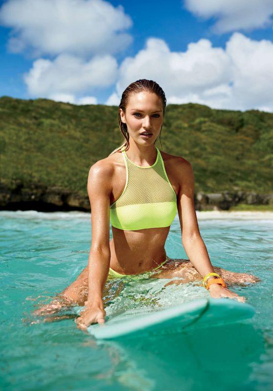 Candice Swanepoel – Victoria's Secret Swim Catalog 2015