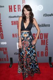 Carla Quevedo – HBO's 'Show Me A Hero' Premiere in New York City