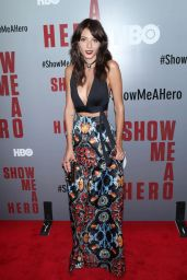 Carla Quevedo – HBO's 'Show Me A Hero' Premiere in New York City