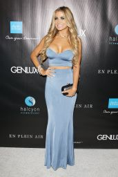 Carmen Electra At Genlux Fall Issue Release Celebration in Laguna Hills