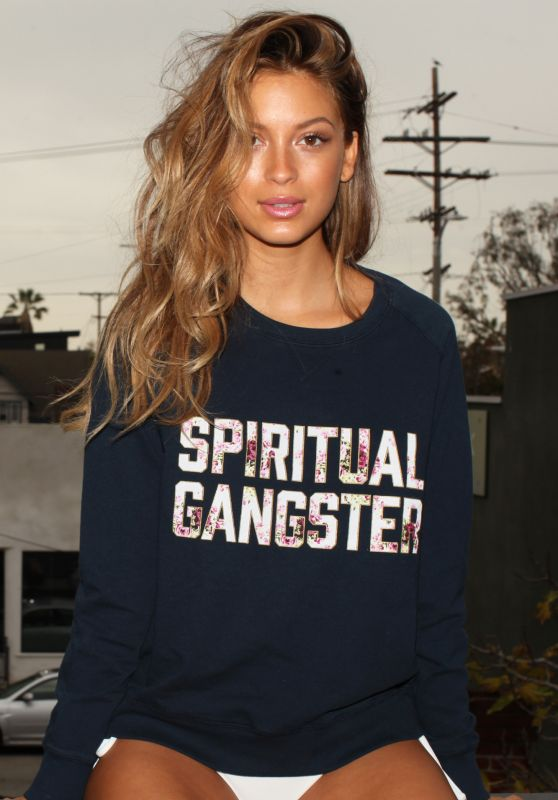 Cassie Amato - Spiritual Gangster Collection 2015