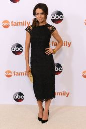 Caterina Scorsone – Disney ABC 2015 Summer TCA Tour in Beverly Hills