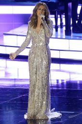 Celine Dion Returns To The Colosseum After A Year Hiatus Las Vegas - August 2015