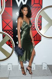 Chanel Iman – All Aboard! W Hotels Toasts The Upcoming Opening Of W Amsterdam in NYC