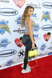 Chantel Jeffries - 2015 AVC Celebrity Flag Football Game in Los Angeles
