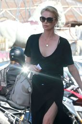 Charlize Theron - Out in Los Angeles, August 2015