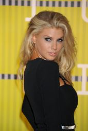 Charlotte McKinney – 2015 MTV Video Music Awards at Microsoft Theater in Los Angeles