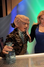 Chase Masterson - 14th Annual Official Star Trek Convention in Las Vegas