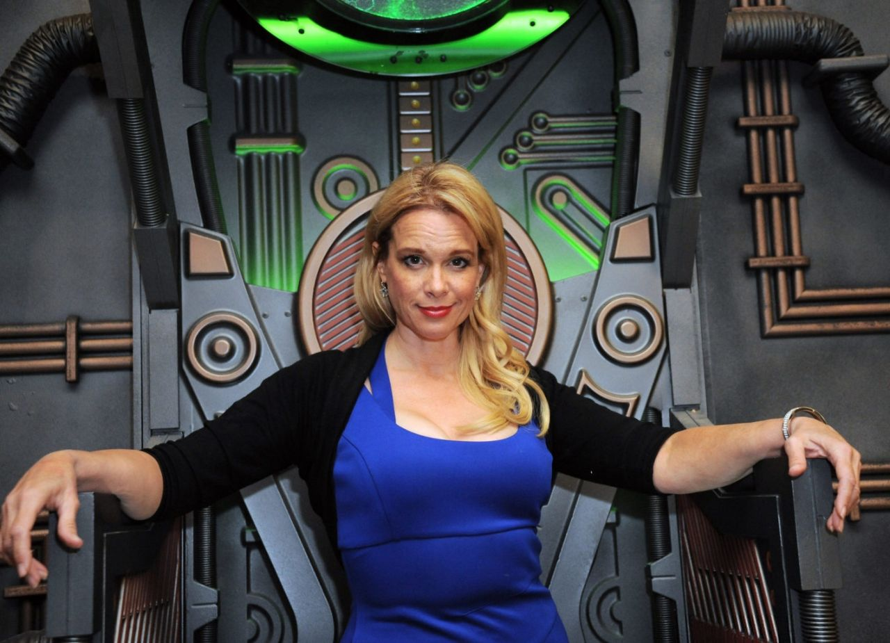 Chase Masterson - 14th Annual Official Star Trek ...