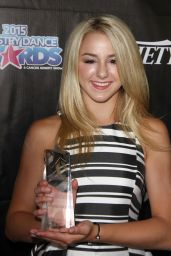 Chloe Lukasiak - 2015 Industry Dance Awards in Hollywood