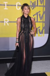 Chrissy Teigen – 2015 MTV Video Music Awards at Microsoft Theater in Los Angeles