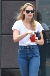 Christa B. Allen - Out in Hollywood, August 2015