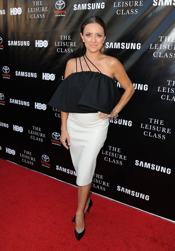 Christine Lakin - Project Greenlight Season 4 Winning Film Premiere The Leisure Class in Los Angeles