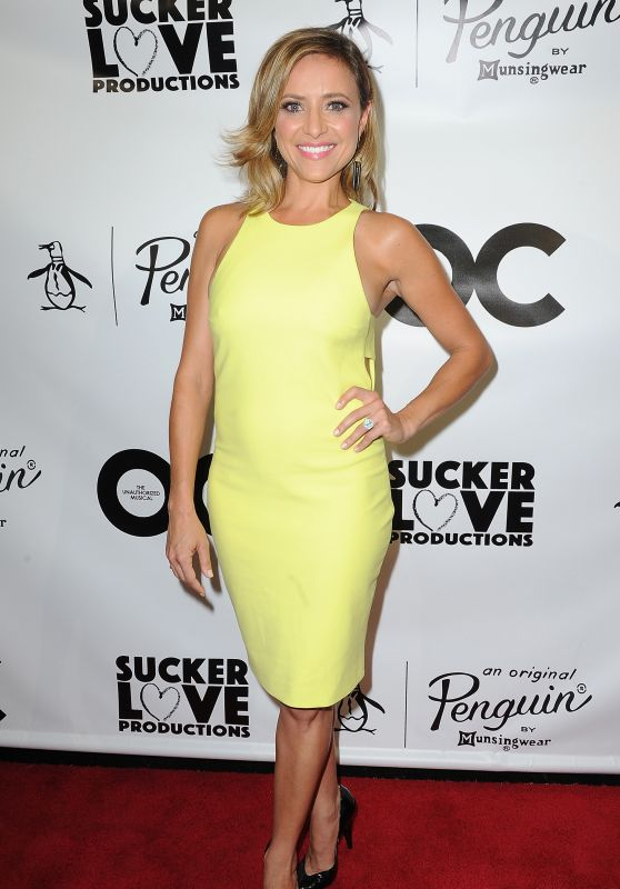 Christine Lakin – The Unauthorized O.C. Musical One Night Only Event in Hollywood