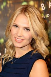 Claudia Lee - The Carondelet House in Los Angeles, August 2015