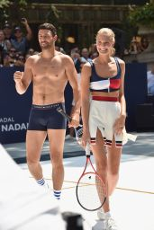 Constance Jablonski - Tommy Hilfiger and Rafael Nadal Launch Global Brand Ambassadorship in New York City, August 2015