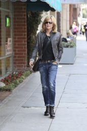 Courtney Thorne-Smith Casual Style - Out in Beverly Hills, August 2015
