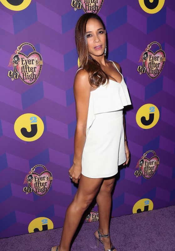 Dania Ramirez – Just Jared's Way To Wonderland in West Hollywood, August 2015