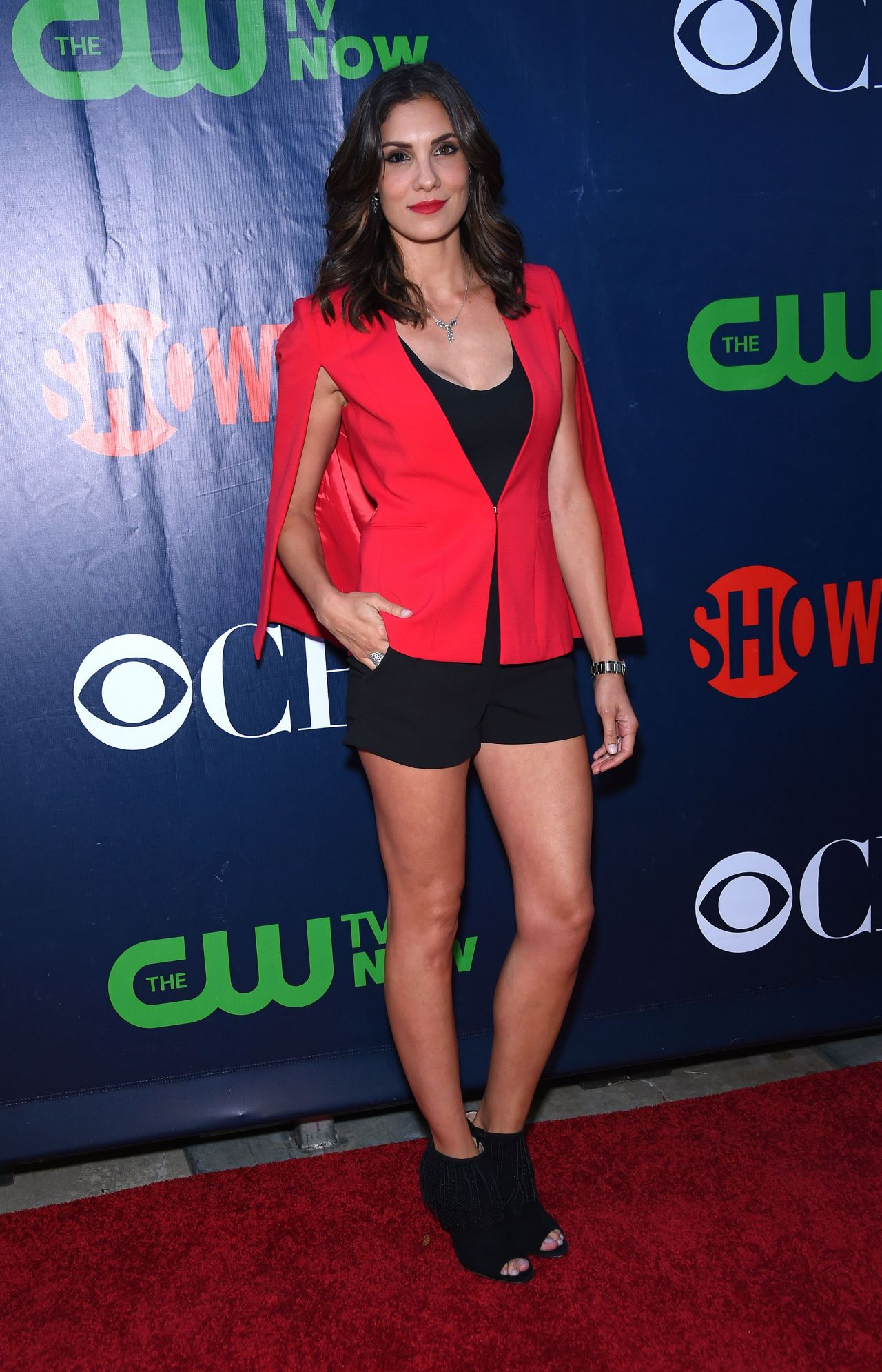 Lux London >> Daniela Ruah - 2015 Showtime, CBS & The CW's TCA Summer Press Tour party in Los Angeles