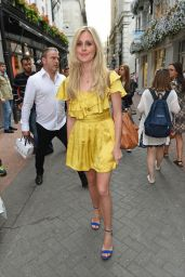 Diana Vickers - Zara Martin's Headphones Launch Party at Skinnydip in London