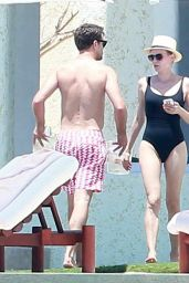 Diane Kruger - Vacation in Cabo San Lucas, Mexico, August 2015
