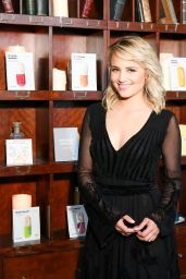 Dianna Agron - Dr.Jart+ USA Dermask Collection Launch Event in NYC