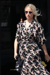 Dianna Agron Out in Los Angeles, August 2015