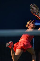 Donna Vekic - Match at 2015 US Open Qualifies in New York