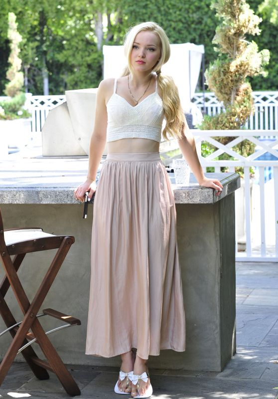 Dove Cameron - Photoshoot in Beverly Hills, August 2015