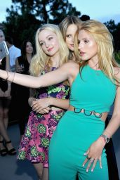 Dove Cameron - Teen Vogue Dinner Party in Los Angeles, August 2015