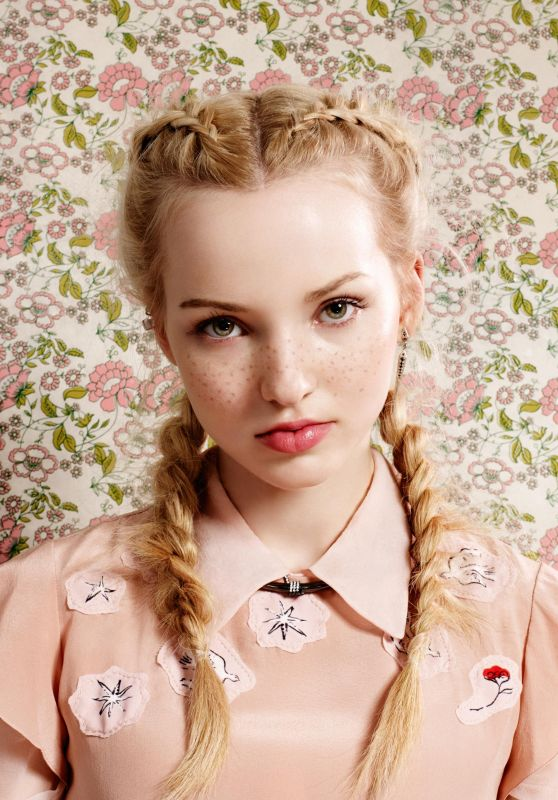 Dove Cameron – Teen Vogue Photoshoot 2015