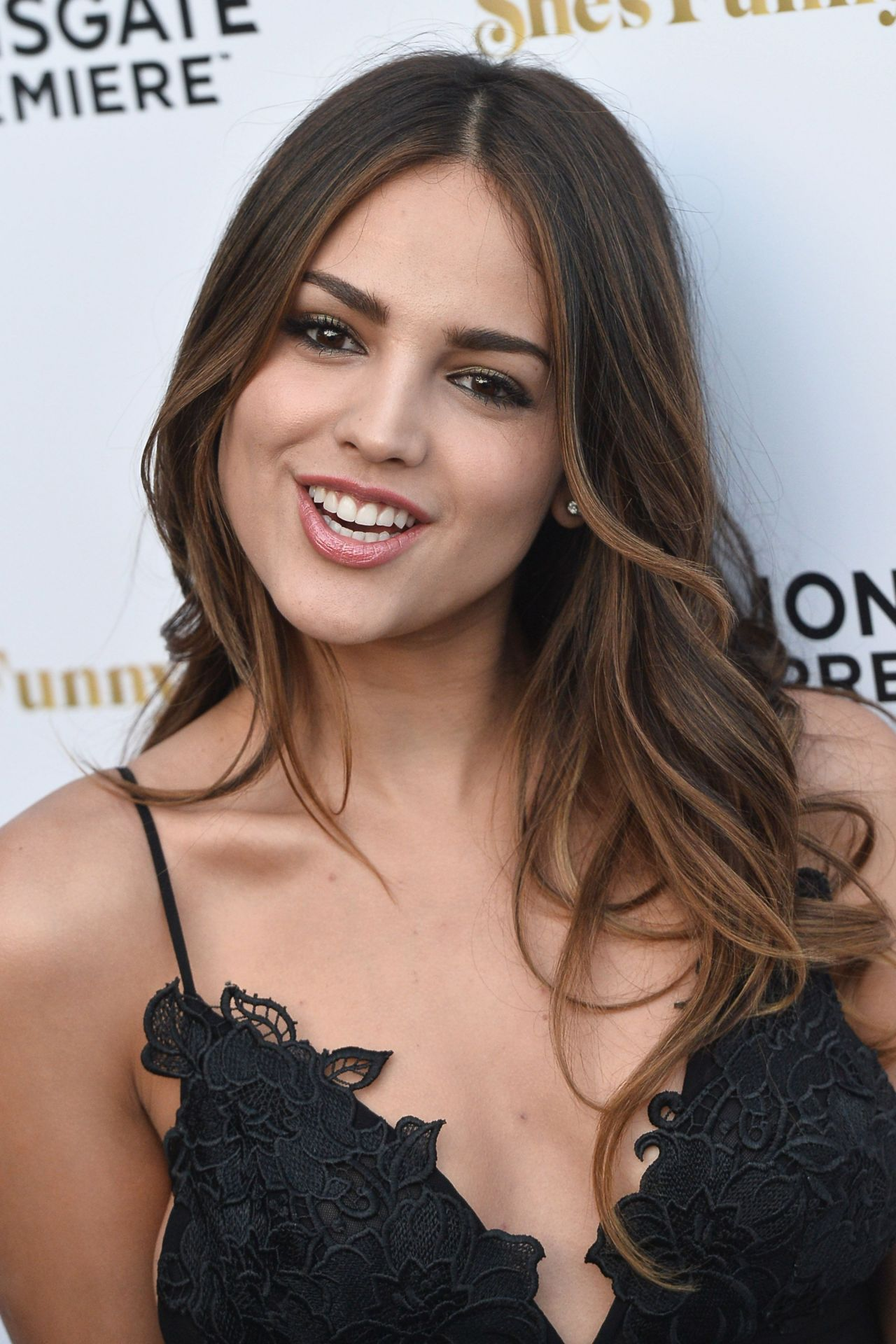 Eiza Gonzalez She S Funny That Way Premiere In Los Angeles