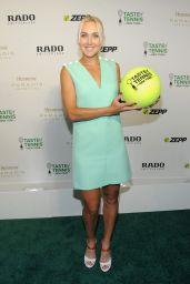Elena Vesnina - 2015 Taste of Tennis Gala in New York City