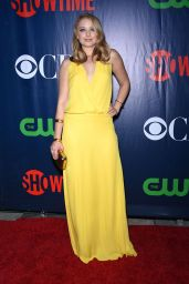 Elisabeth Harnois – 2015 Showtime, CBS & The CW's TCA Summer Press Tour Party in Los Angeles