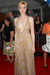 Elizabeth Debicki - The Man From U.N.C.L.E. Premiere in New York City