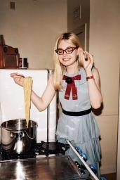 Elle Fanning - Photoshoot for US Vogue September 2015