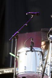 Ellie Goulding - V Festival at Hylands Park in Chelmsford, August 2015