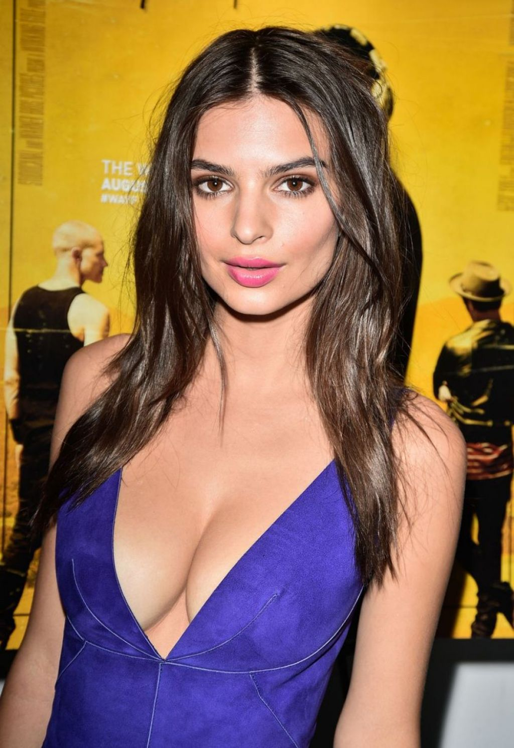 Emily Ratajkowski at 'We Are Your Friends' Screening After Party