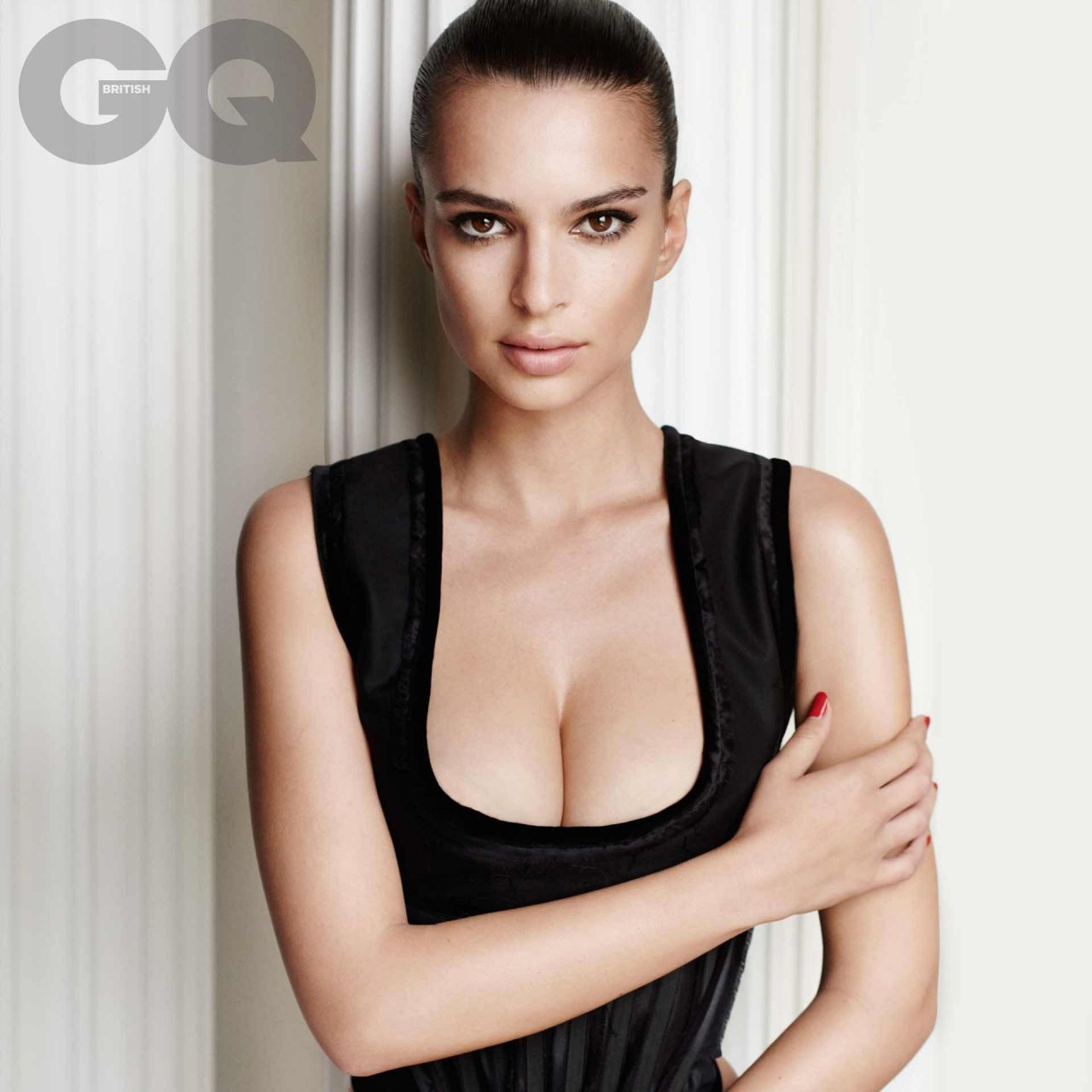 Emily Ratajkowski – British GQ Magazine September 2015