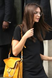 Emily Ratajkowski - Out in London, August 2015