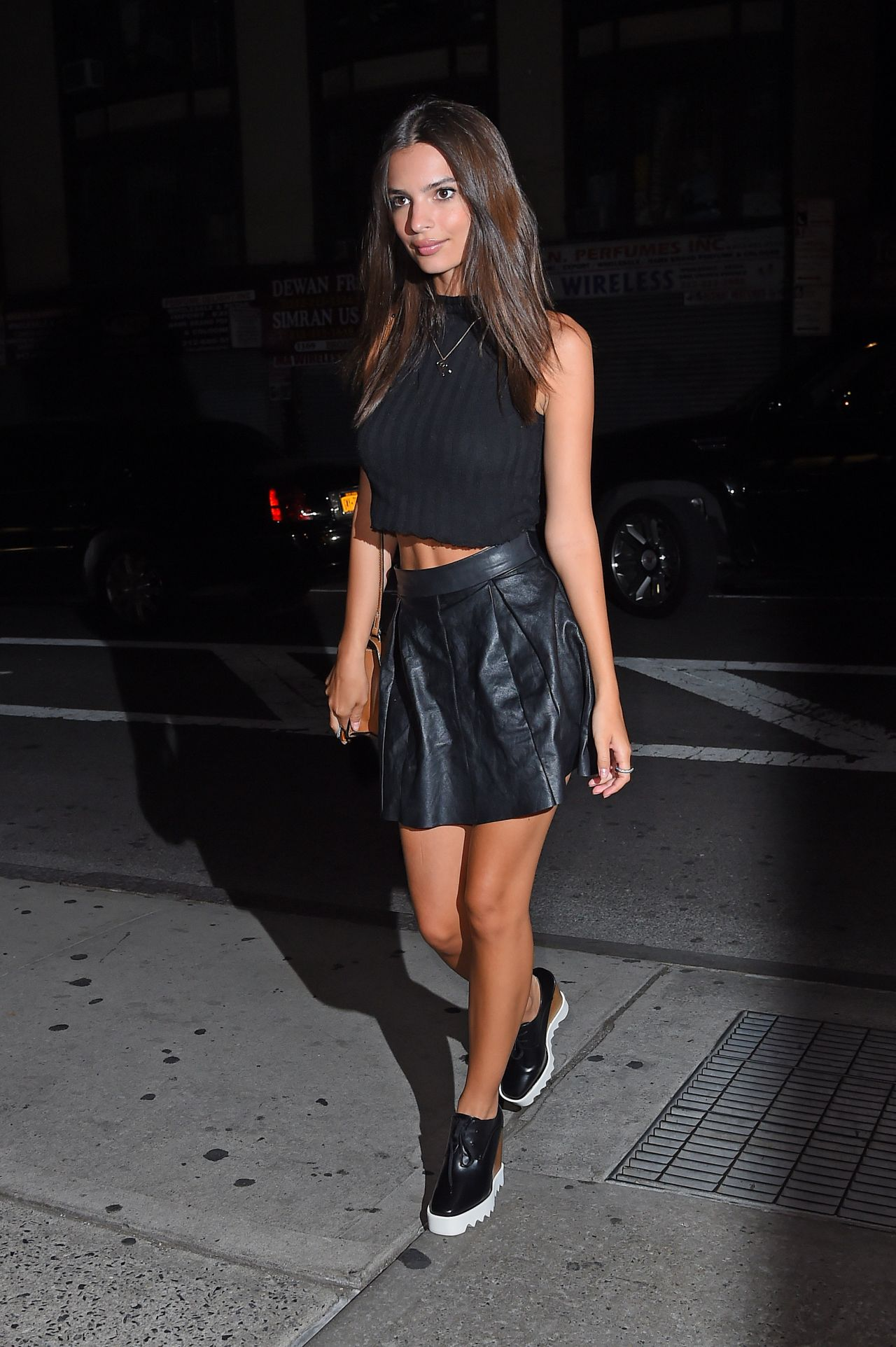 Emily Ratajkowski – Out in New York City, August 2015