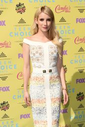 Emma Roberts - 2015 Teen Choice Awards in Los Angeles