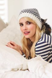 Emma Roberts - Aerie Automn/Winter 2015 Campaign Shoot